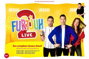 Rutger Vink komt met Furtjuh Live 2